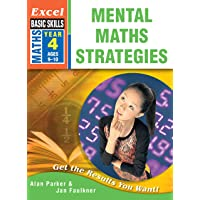 Excel Basic Skills Workbook: Mental Maths Strategies Year 4