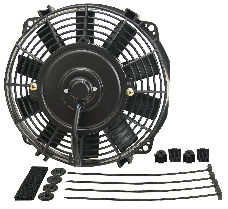 Derale 16909 9 Dyno-Cool High Performance Electric Fan