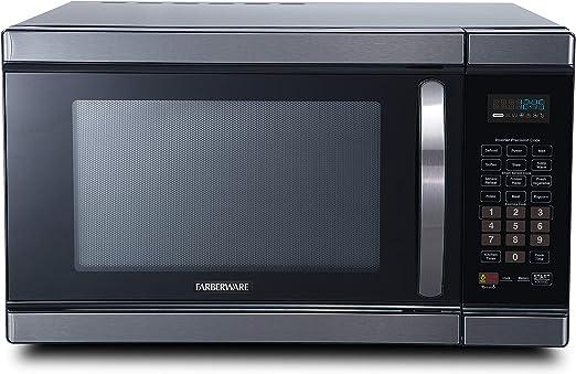 Opinión sobre Farberware Professional FMO11AHTBKL 1.1 Cu. Horno microondas de 1000 W