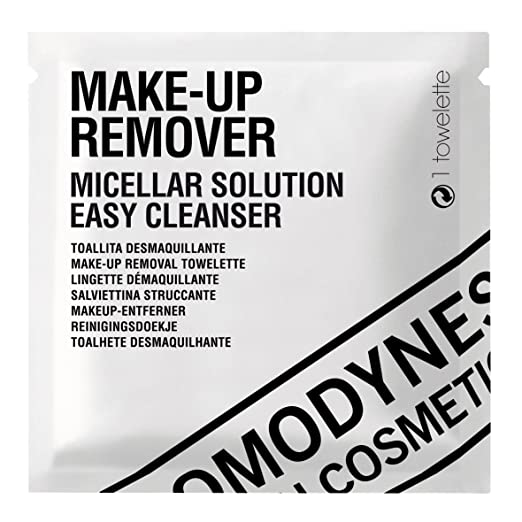 Amazon.com : Comodynes Makeup Remover Wipes, Miscellar ...