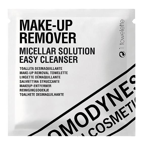 Comodynes Make-Up Remover Sensitive Skin Toallita Desmaquillante - 20 Unidades | Toallitas hipoalergénicas para las pieles sensibles: Amazon.es: Belleza