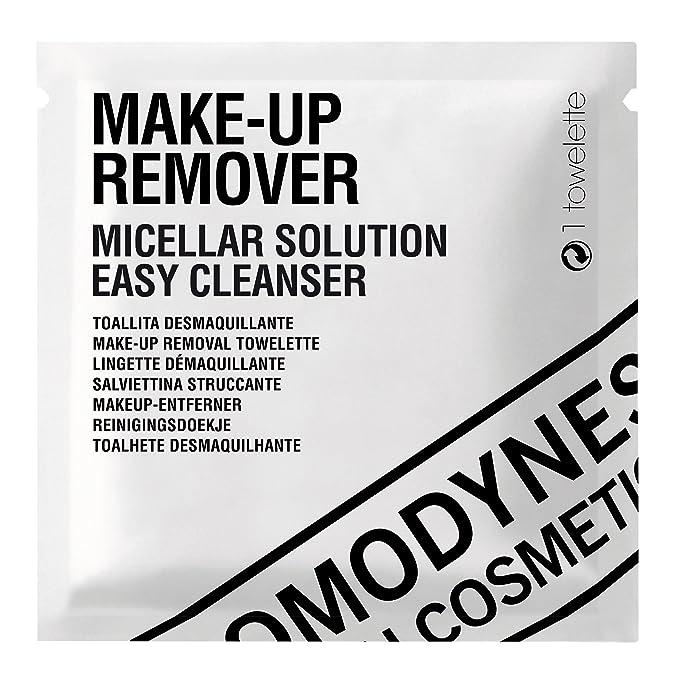 Comodynes Make-Up Remover Monodosis Toallita Desmaquillante - 8 Unidades | Piel normal: Amazon.es: Belleza