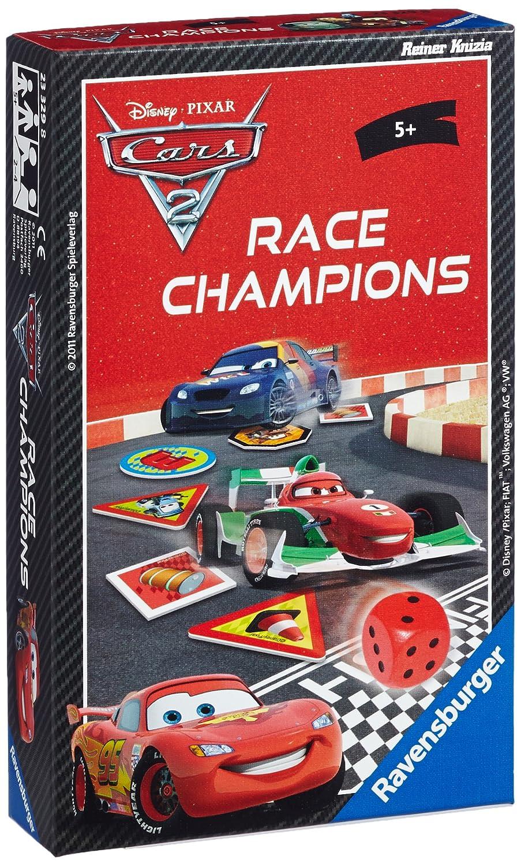 Ravensburger 23329 Disney Cars: Race Champions - Juego de mesa ...