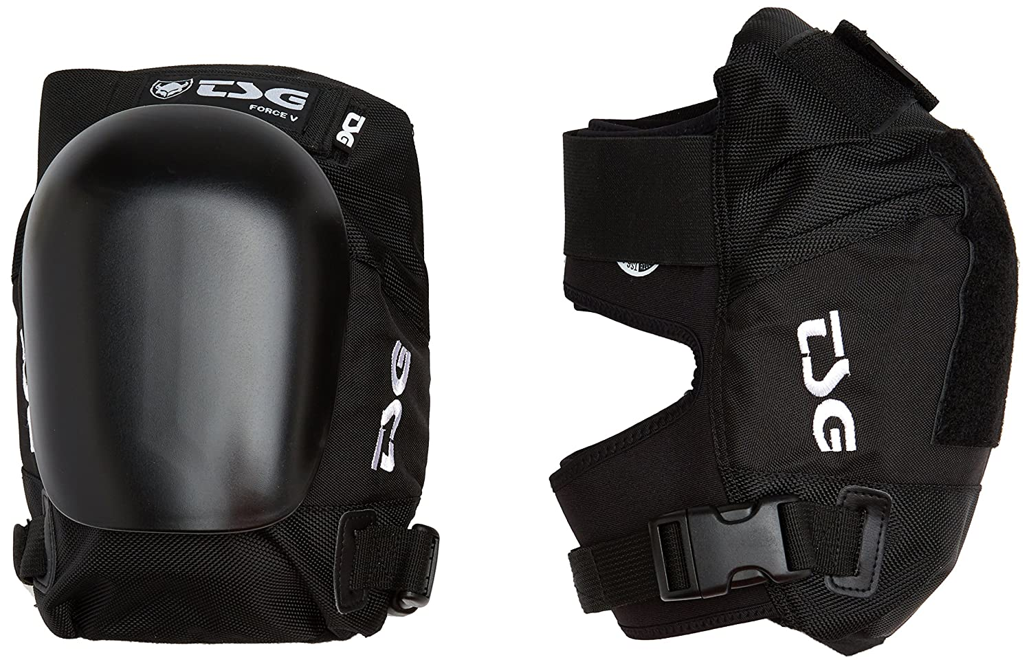 TSG Kneepad Force V Pads for Skateboard