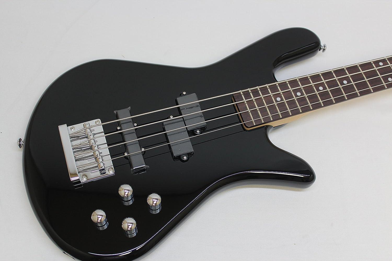 SPECTOR Legend 4 Standard(Solid Black Gloss)   B07D8H73B5