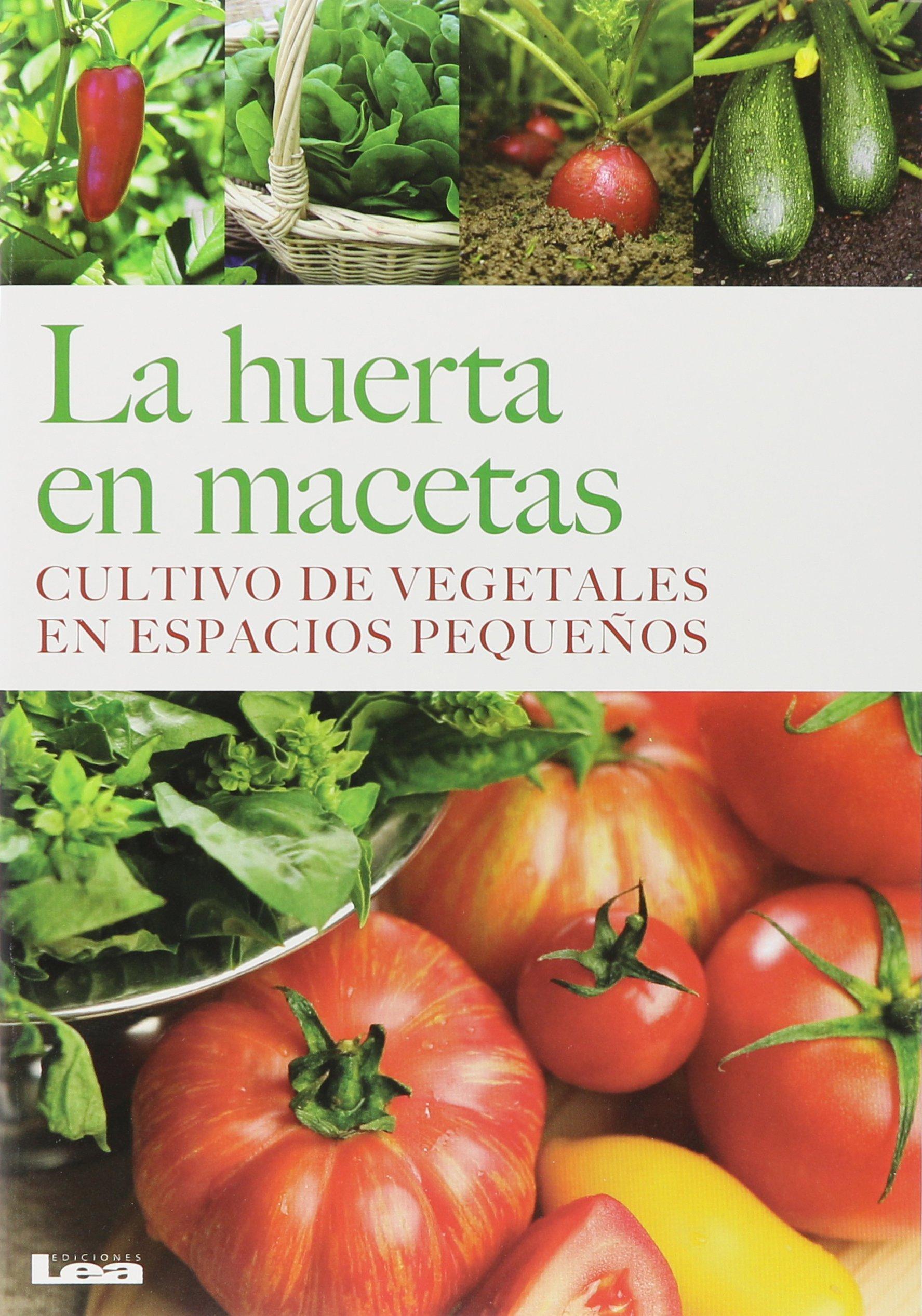 la huerta en macetas cultivo de vegetales en espacios pequeos spanish edition liliana gonzlez revro amazoncom books