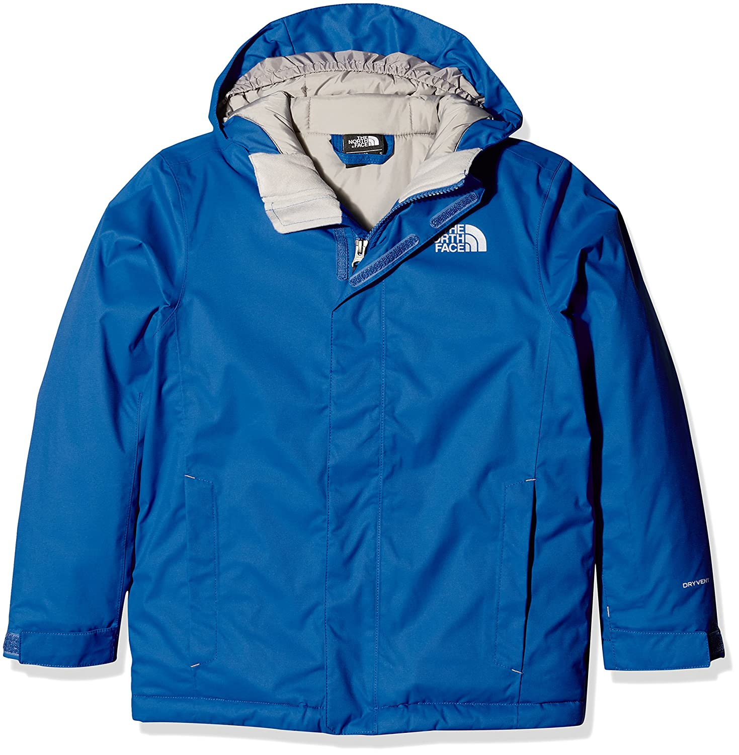 North Face Y SNOW QUEST JACKET - Chaqueta Niño, color azul ...