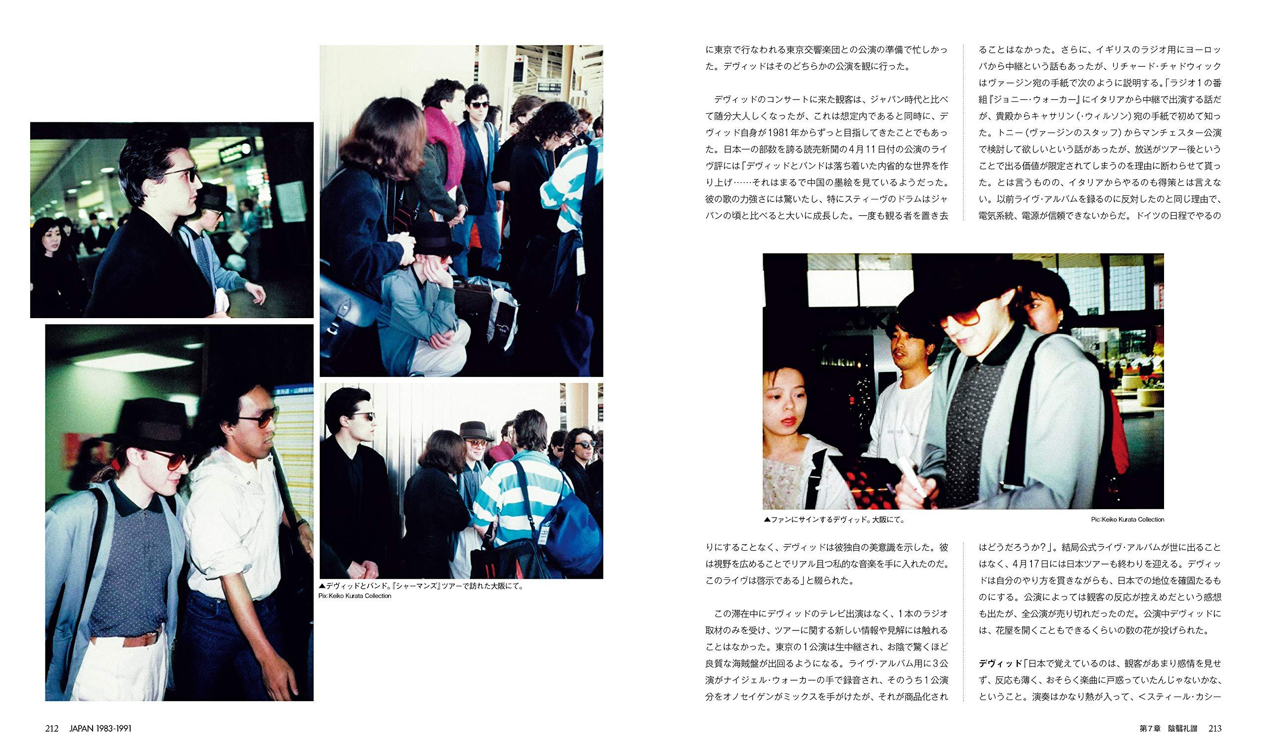 Amazon.co.jp: JAPAN 1983-1991 瓦解の美学: アンソニー・レイノルズ ...