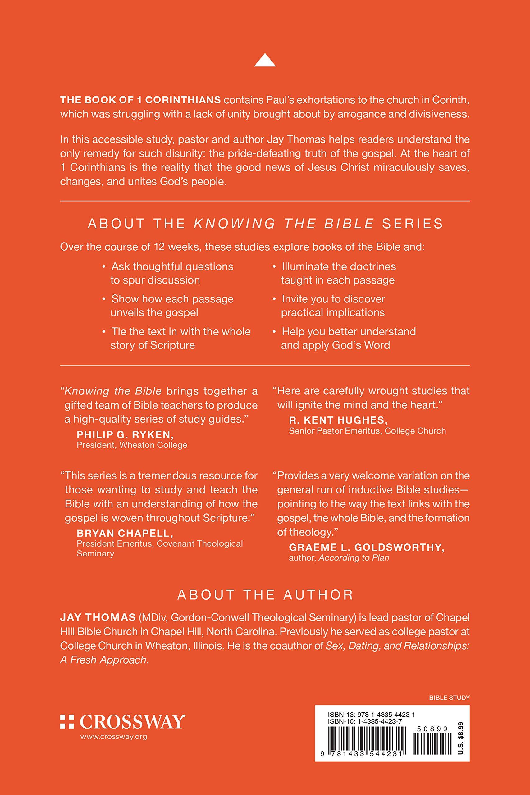 Galatians: A 12week Study (knowing The Bible): Geoff Ziegler, J I  Packer, Dane C Ortlund, Lane T Dennis: 9781433543029: Amazon: Books