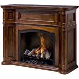 "Dimplex GDS29-1262BW Thompson Opti-Myst Electric Fireplace with Heat, 11"" x 12"""