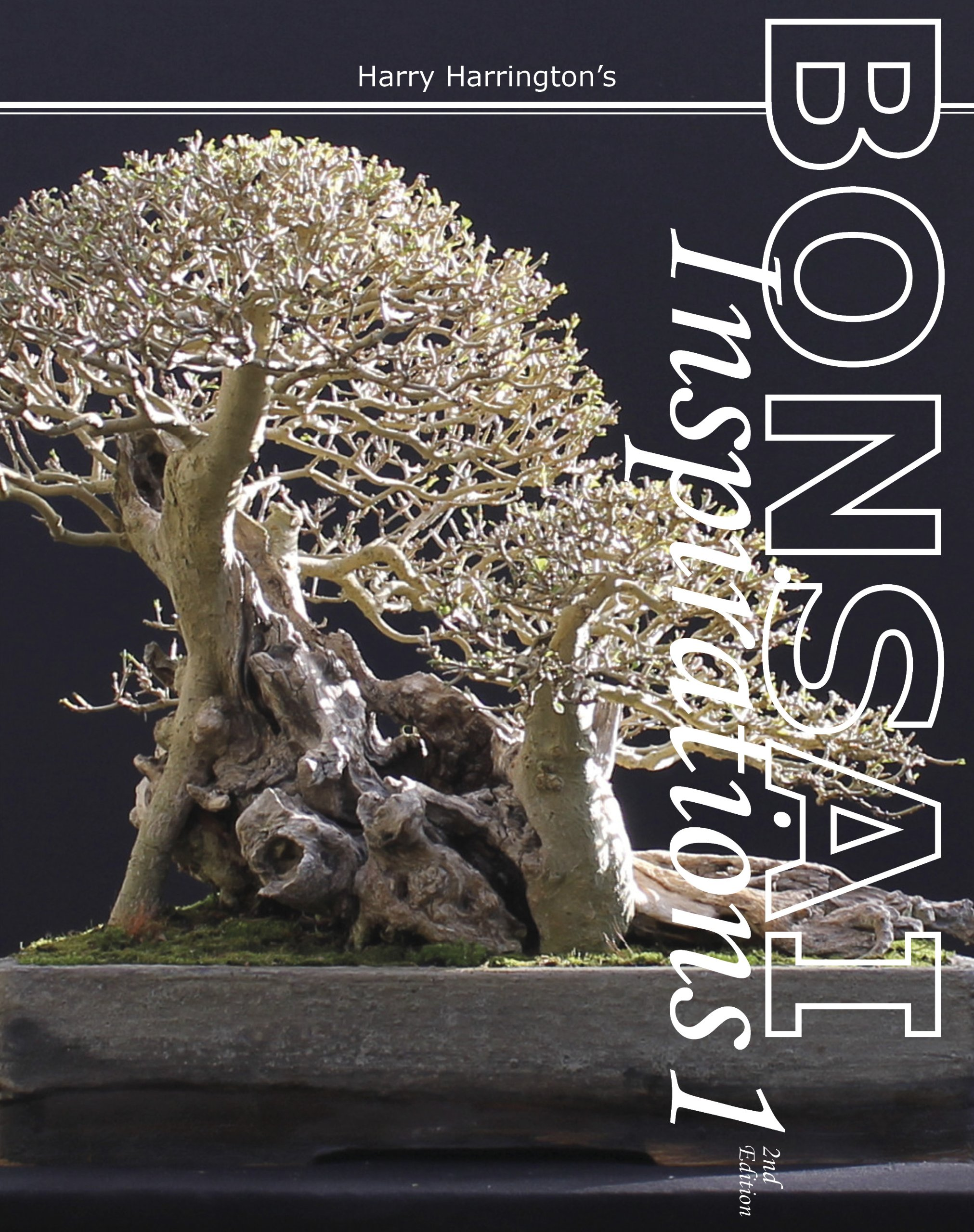 Harry Harringtons Bonsai Inspirations 1 product image