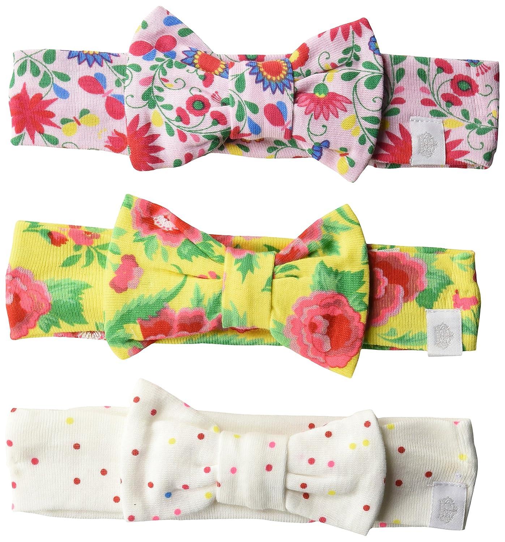 Rosie Pope Baby Girls 3 Pack Headbands Floral One Beberosie Size Clothing