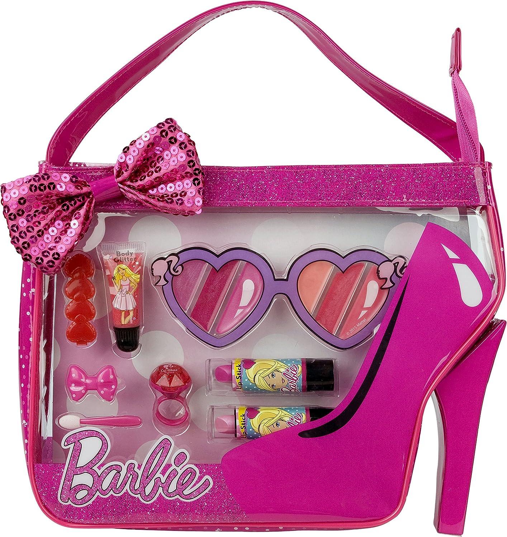 Barbie- bolso con maquillaje (Markwins 9600910): Amazon.es: Juguetes y juegos