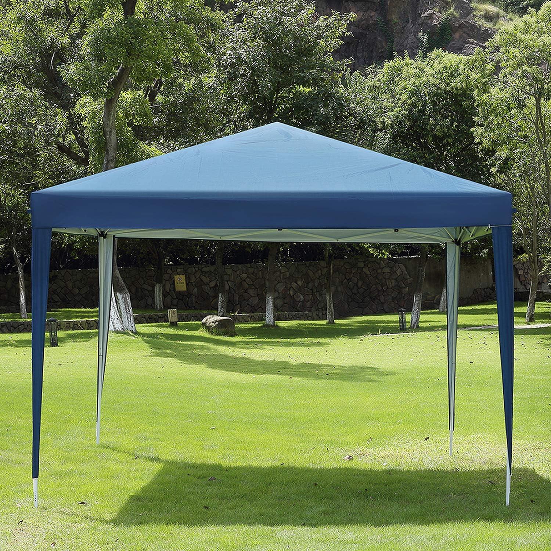 CharaVector CARAVECTOR - Tienda de campaña, Color Azul: Amazon.es: Jardín