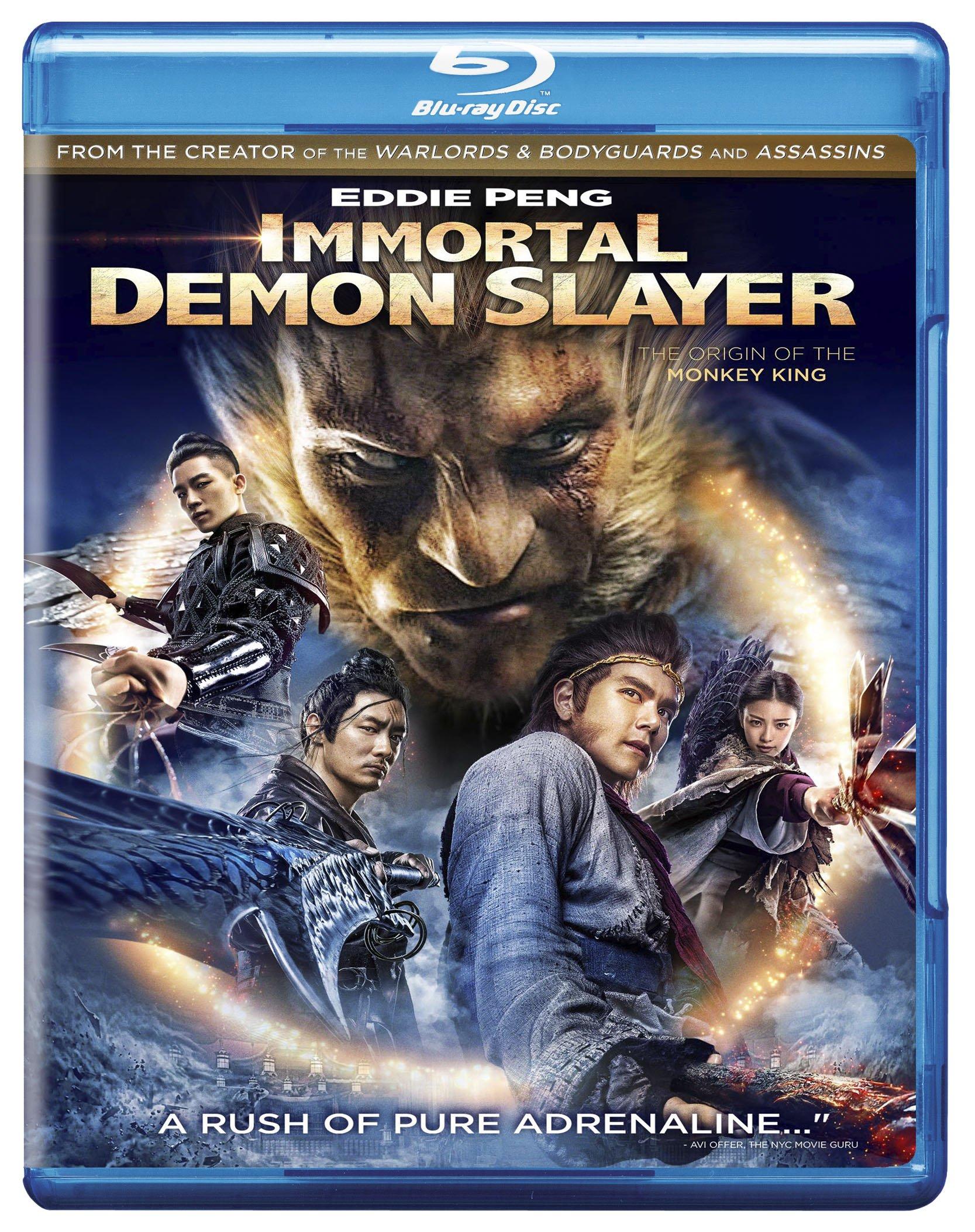 Blu-ray : Immortal Demon Slayer (Widescreen)