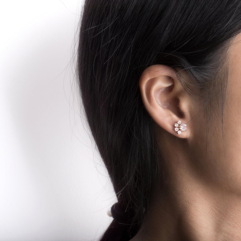 Kleine Dolch Ohrringe Silber 925 Damen