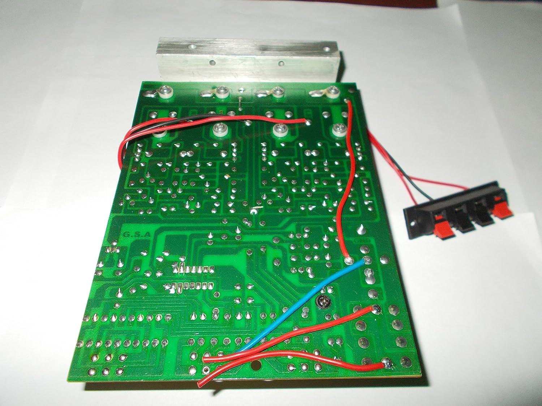 Soumik Electricals 300 Watt Amplifier Board Power Mosfet Circuit Explained Electronics