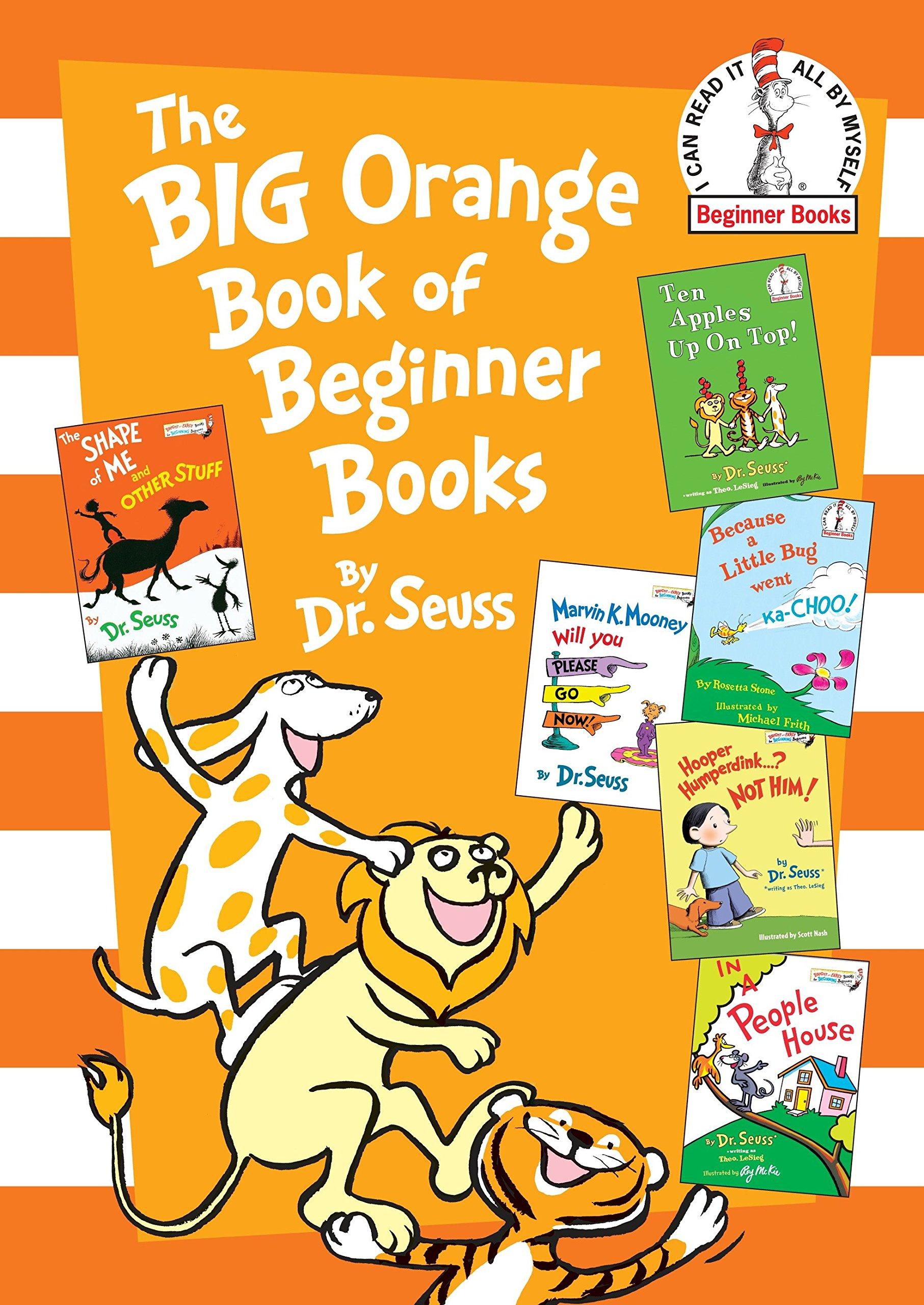 The Big Orange Book of Beginner Books (Beginner Books(R))