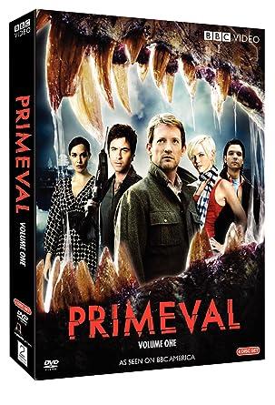 Amazoncom Primeval Volume 1 Series 1 And 2 Various