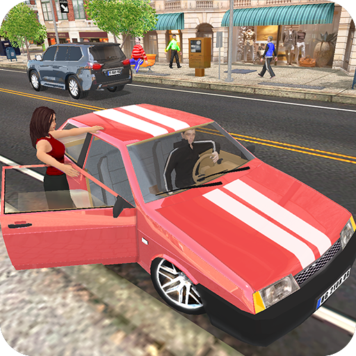 Car Simulator (Gas Games)
