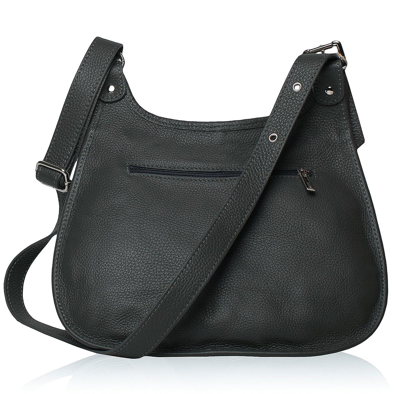 OH MY BAG Sac /à main besace cuir Petra grand