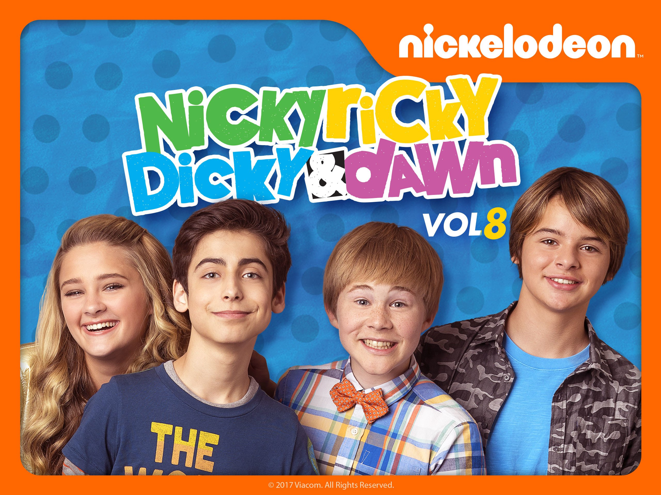 Watch Nicky Ricky Dicky Dawn Season 8 Prime Video