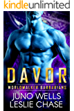 Davor (Worldwalker Barbarians Book 2)