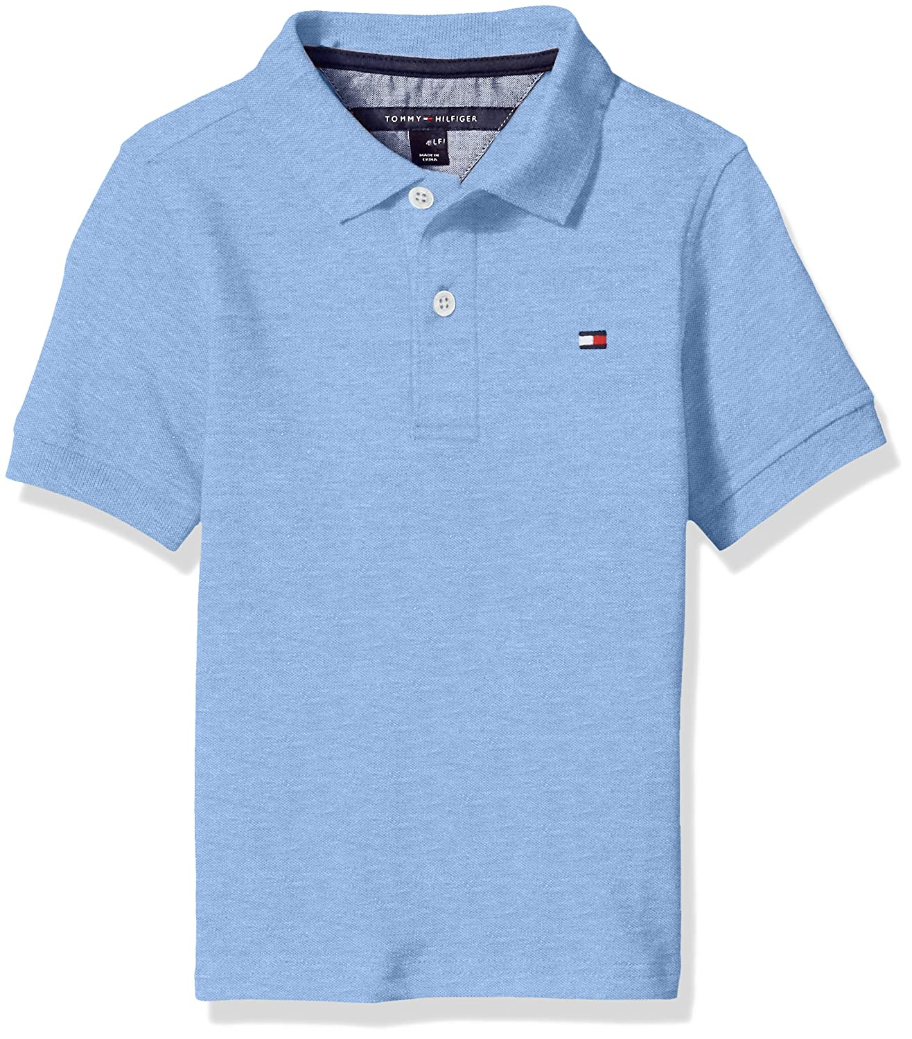 3255d99a Amazon.com: Tommy Hilfiger Boys' Stretch Ivy Polo: Clothing