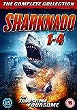 Sharknado 1-4 Box Set [DVD]