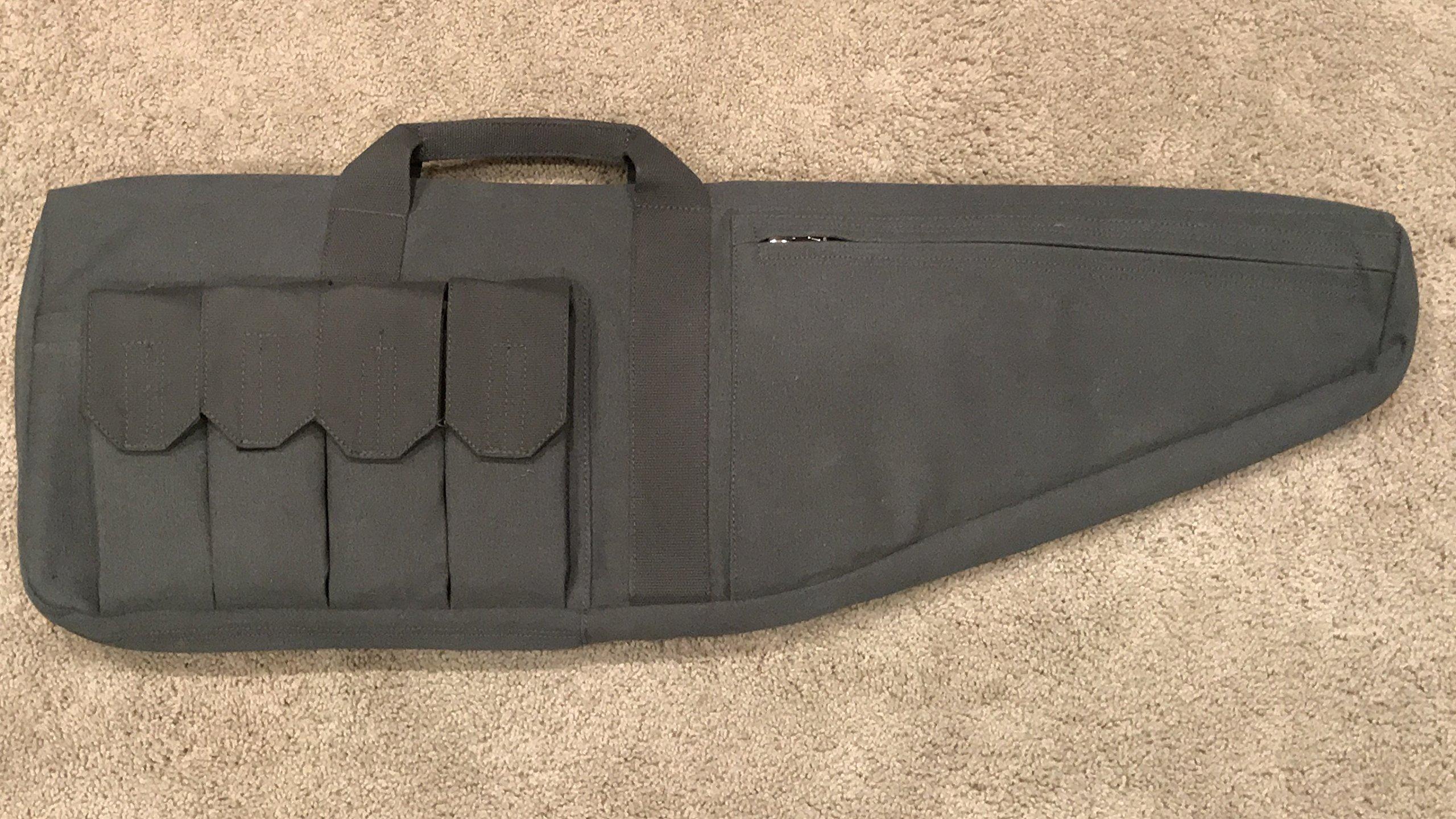 Heavy Cotton Canvas M-4 Rifle Case