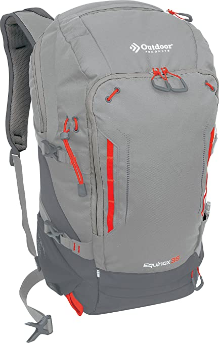 Image Unavailable. Image not available for. Color  Outdoor Products Equinox  Internal Frame Day Pack ... 36cff84808837