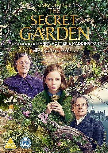 The Secret Garden [DVD] [2020]