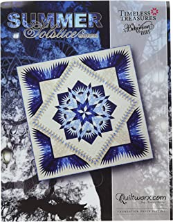 None Quiltworx Judy Niemeyer Quilting JNQ00240P1 Winter Traditions Pattern