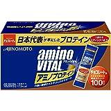 アミノバイタル アミノプロテイン チョコレート味 100本入箱