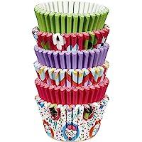 Wilton Multi Baking Cups, Mini, Pink, 150-Count