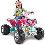 Power Wheels Barbie Kawasaki KFX
