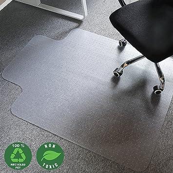 Burostuhl Matte Glteck Schreibtischstuhl Matte Fur Teppiche Konvexe