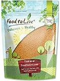 Food to Live Yellow Mustard Seeds (Kosher) — 1 Pound