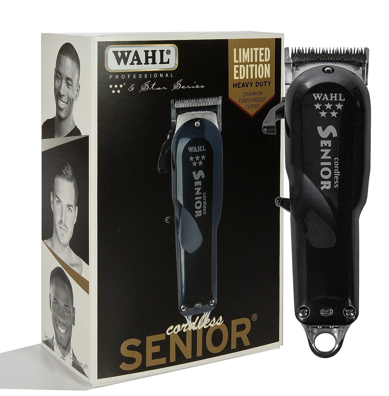 Wahl 5 Star Senior Cordless Professional Hair Clipper 8504-012