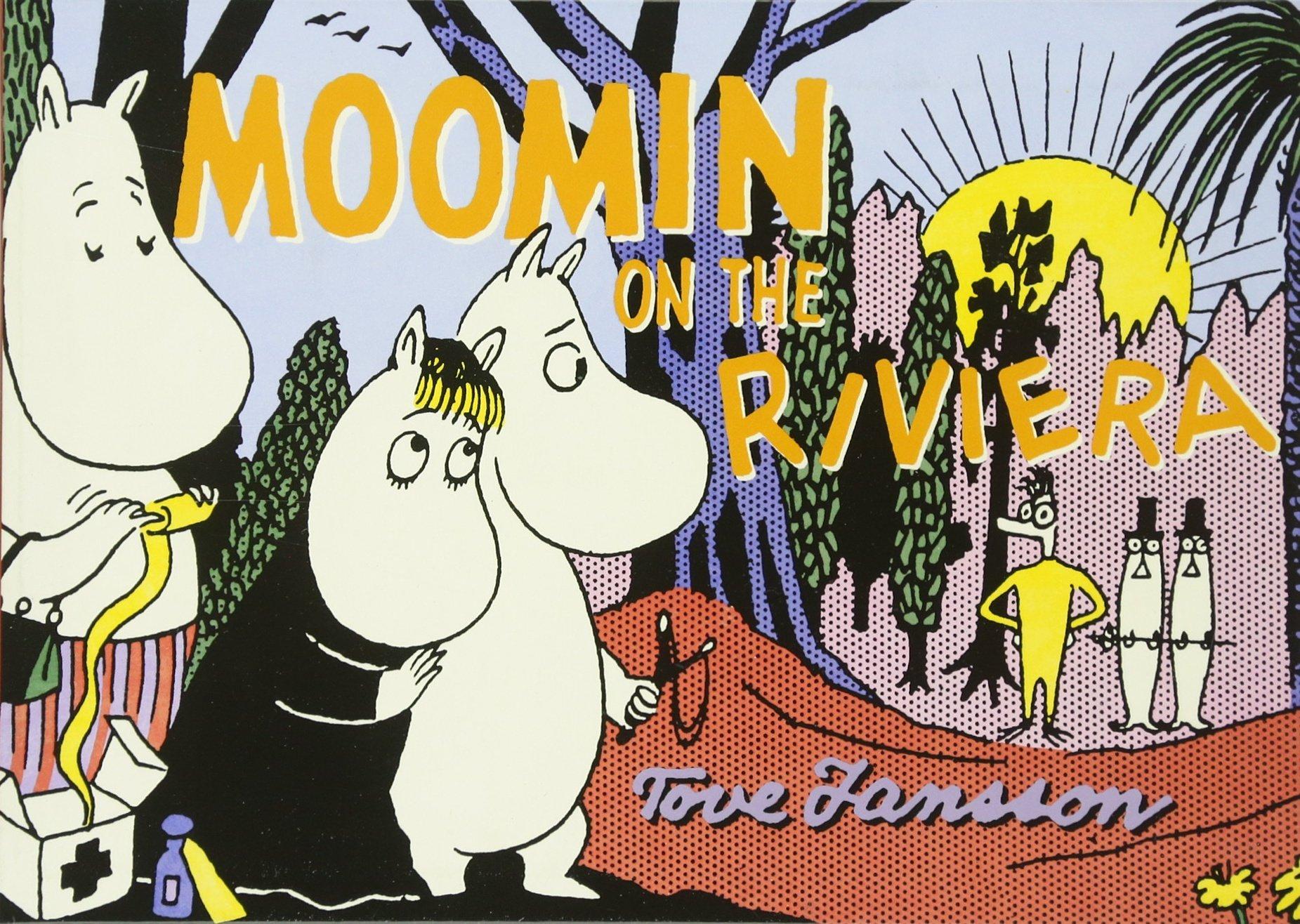 Moomin on the Riviera PDF