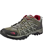 The North Face Men's M Storm III Coffee Brown/Antique Moss Green