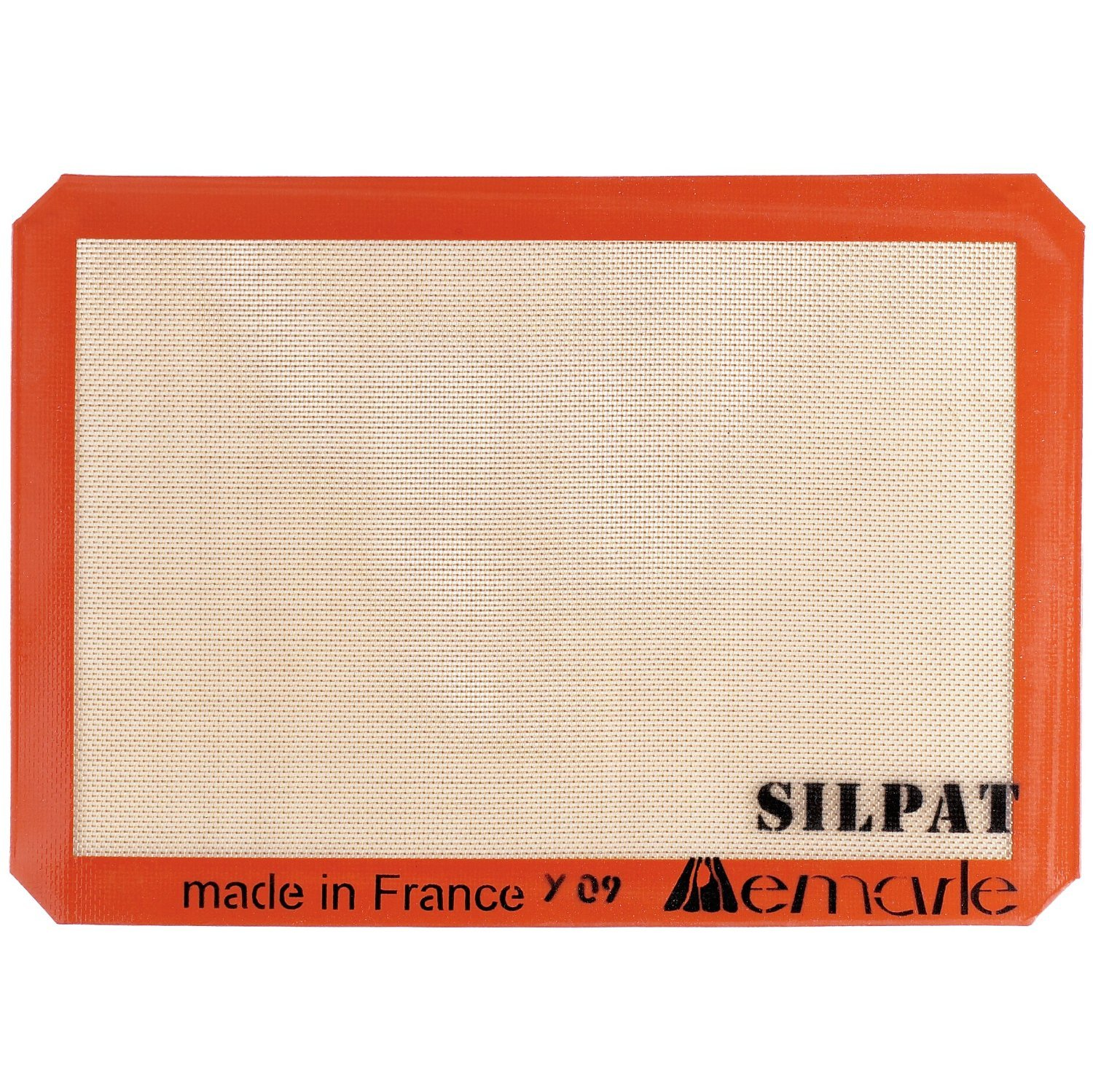 Silpat Non-Stick Silicone Baking Mat- Set of 2 by Silpat