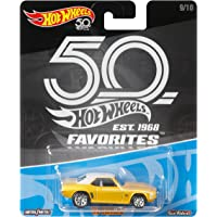 Mattel Hot Wheels Vehicle 50 Aniversario Favoritos Premium, '69 Camaro