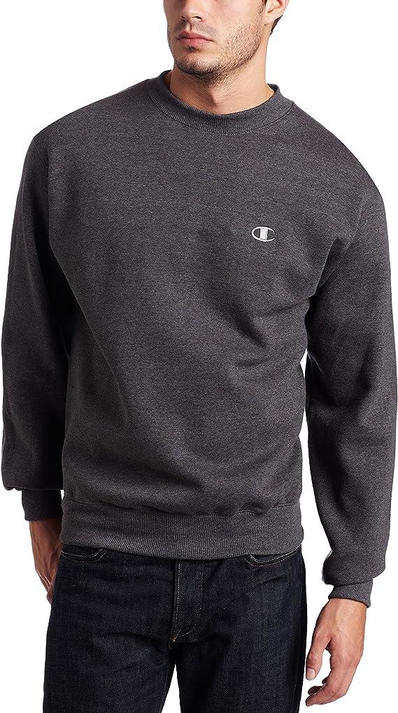 Champion Crewneck Sweatshirt Men Herren Freizeit Hoodie Pullover 214744-BS501