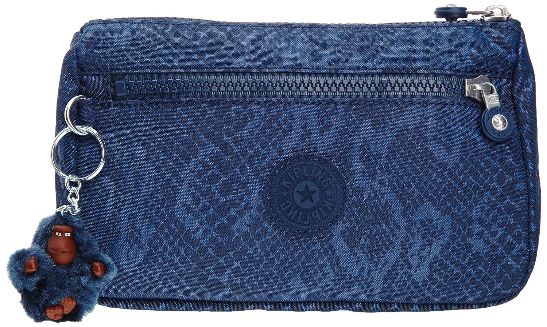 Amazon.com: Kipling Kari de la mujer Purse, Azul, talla ...