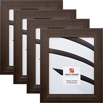 Amazon Craig Frames 15driftwoodbk 10 X 13 Inch Picture Frame