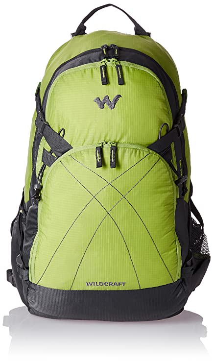 c551a5cf54 Wildcraft 35 Ltrs Lime Green Rucksack (8903338074106)  Amazon.in ...