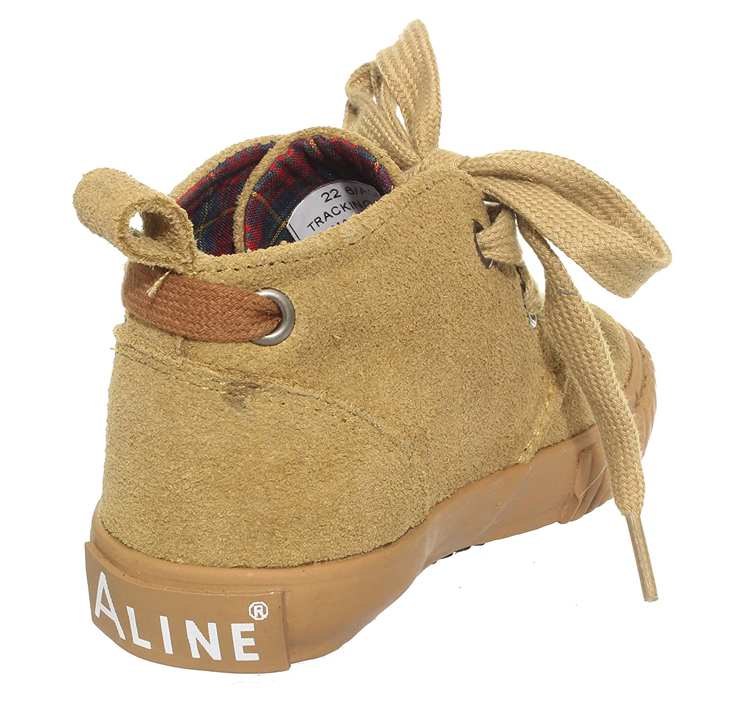 A-Line 6-A0846 Suede Desert Ankle Boot