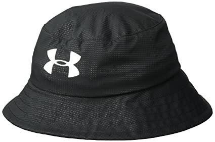 Amazon.com   Under Armour Men s Storm Golf Bucket Hat   Sports ... 8c65ca56387
