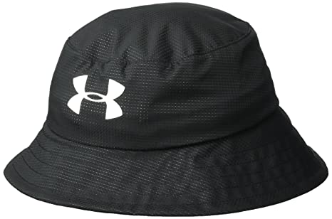 Amazon.com   Under Armour Men s Storm Golf Bucket Hat   Sports   Outdoors 7047ff47b8db